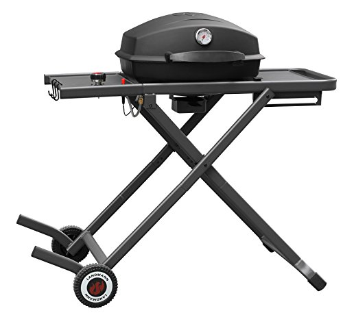Landmann Usa 42235 Pantera Portable Gas Grill Black Gas