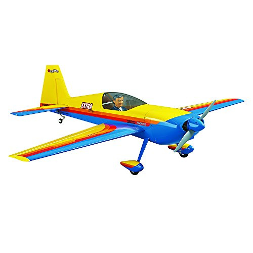 Remote Controlled Rc Aerobatic Plane - 4