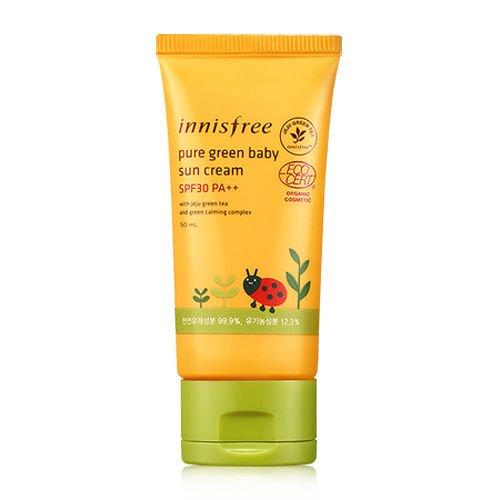 Innisfree-Pure-Green-Baby-Sun-Cream-Spf30-Pa-50ml