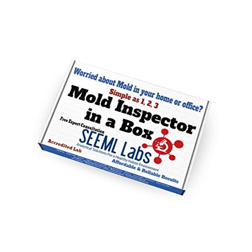 (DIY Mold Test Kit (3 Tests) FREE Expert Consultation and AIHA accredited Lab Analysis)