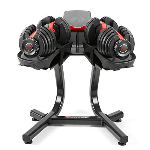 Bowflex SelectTech Dumbbell Stand with Media Rack by Bowflex (Image #5)