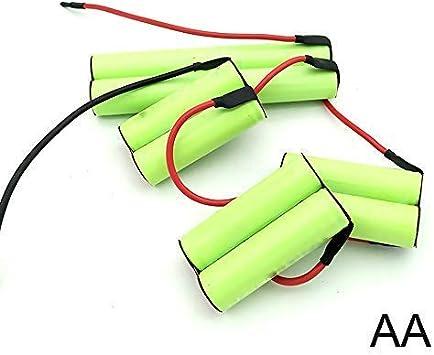 AA 2500mAh para Electrolux AEG 12V Batería ERGO RAPIDO 405513230 ...