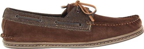 Men's Rawhide GBX Boat Brown Shoe Ozn8wqP