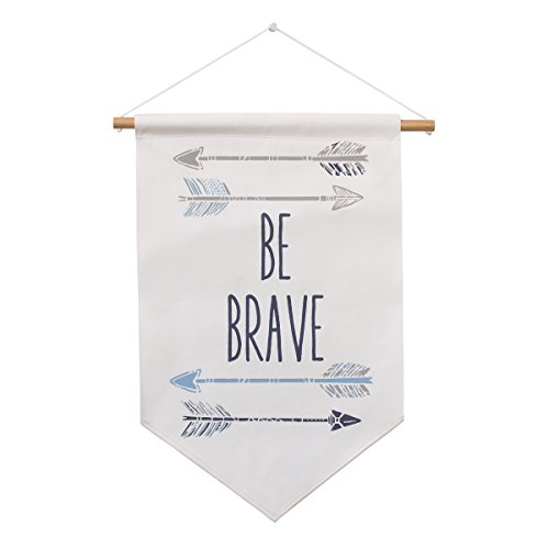 Carter's Carter's - Be Brave - Canvas Wall Art Banner
