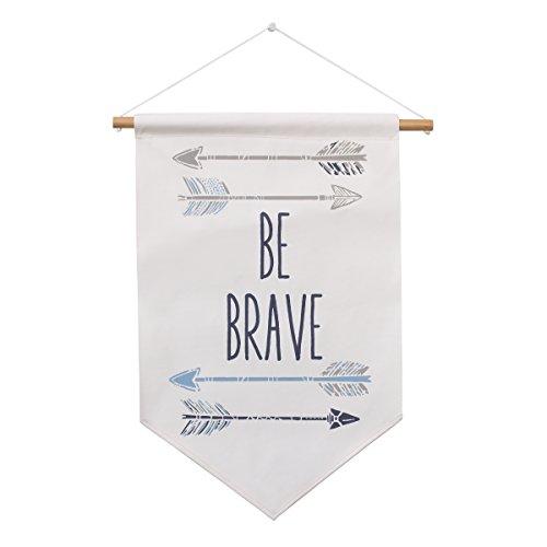 (Carter's Carter's - Be Brave - Canvas Wall Art Banner