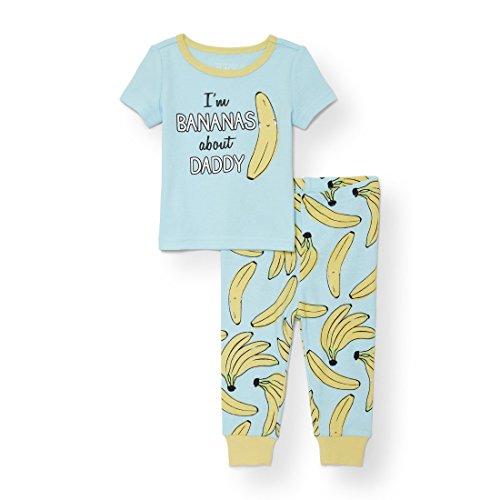 The Childrens Place Girls New 2-piece Cotton Pajamas