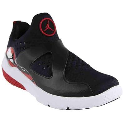 22ee7f9ad566 Jordan Men s Trainer Essential Running Shoe Black Black-White-Gym Red 11