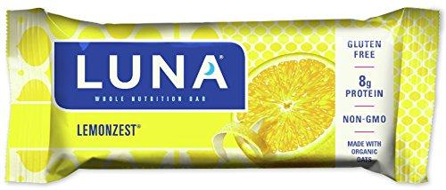 Luna Gluten Free Lemon Zest