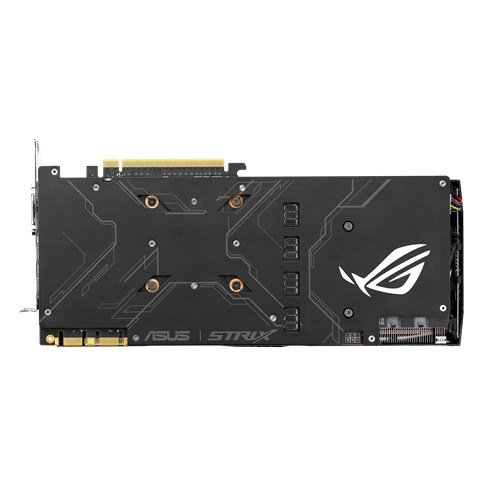 Image ASUS GeForce GTX 1080 8GB ROG STRIX Graphics Card (STRIX-GTX1080-A8G-GAMING) no. 2