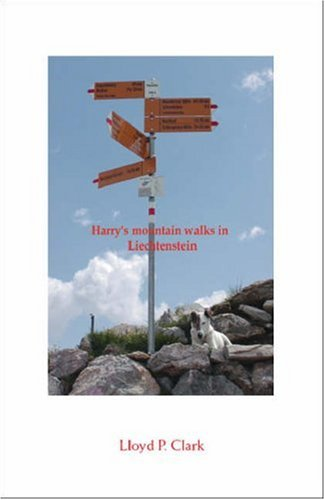 Harry's Mountain Walks in Liechtenstein