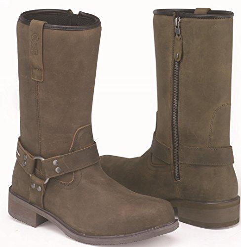 Missouri Bottes Boots Koch 44 Marron Homme Imperméable BP45Tqw