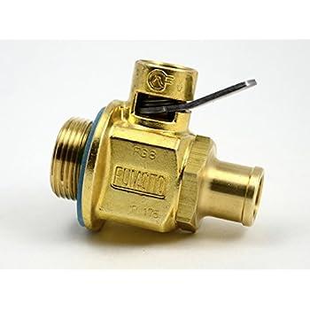 Amazon Com Fumoto Fg8n Engine Oil Drain Valve 24mm 1 5