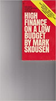 Book High Finance on a Low Budget