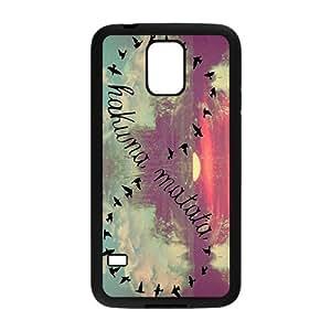 Hakuna Matata Hot Seller Stylish Hard Case For Samsung Galaxy S5