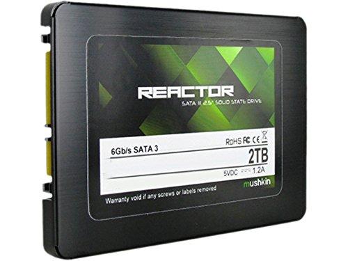 Mushkin 2TB Reactor Internal Solid State Drive (SSD) - 2.5 Inch - SATA III - 6Gb/s - MLC - 7mm - MKNSSDRE2TB - 61 Thinkpad Tablet Pc