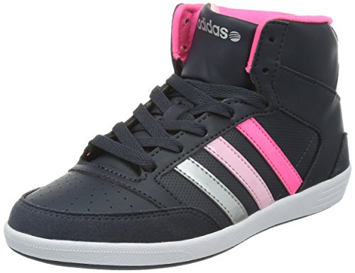 Adidas Neo Vlneo Aros Medio Mujer Nny/sopink/msilve nny/sopink/msilve