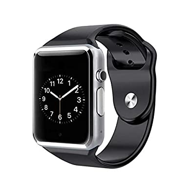 Amazon.com: Smart Watch Pedometer Digital Sport Wrist Relojes De Hombre for iPhone iOS Android: Cell Phones & Accessories