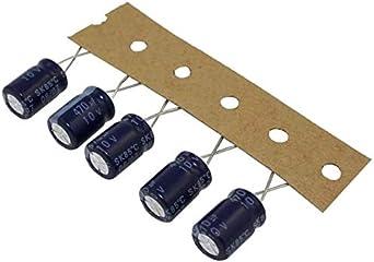 20x Elko Kondensator Radial 470µf 10v 85 C Sk010m0470a3f0811 470uf Beleuchtung