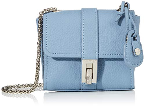 Trussardi Jeans Women s Suzanne Ecoleather Smooth Mini Bag Cross-Body Bag 77f86952186ef
