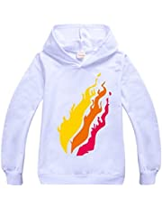 Dgfstm Boys Girls Kids Prestonplayz Hoody Hoodie Hooded Sweatshirt YouTube Youtuber Preston Gaming Top