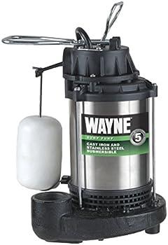 WAYNE 3/4 HP Submersible Sump Pump