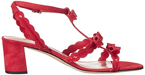 Medea Kate Dress Spade Sandal York New Red Poppy Women's ZAqIPrAw