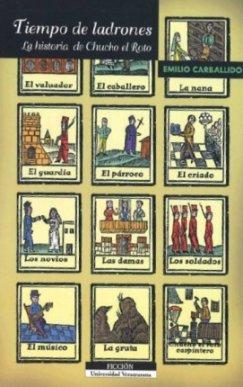 Tiempo de ladrones. La historia de Chucho el roto (Spanish) Paperback – 2006