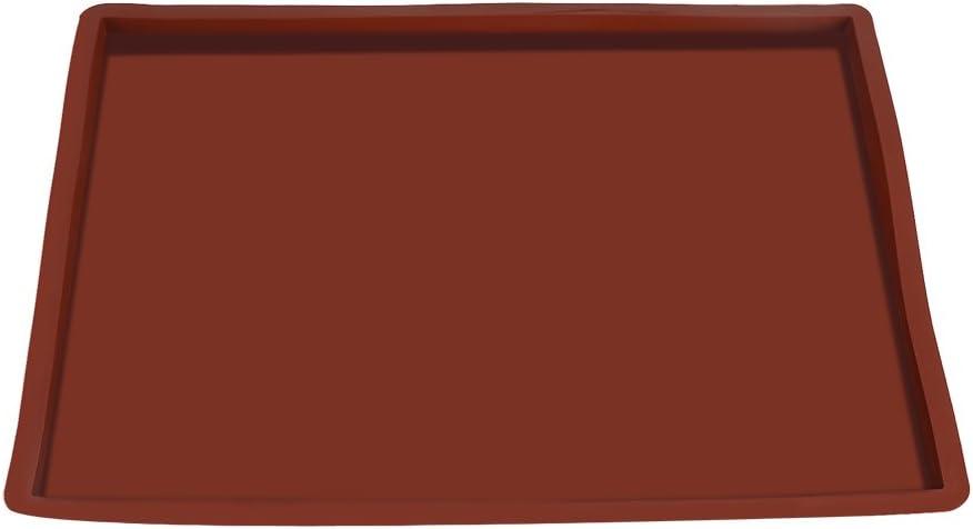 Bandeja de silicona para hornear Molde de galletas de pan de gelatina Estera de pastel de rollo suizo