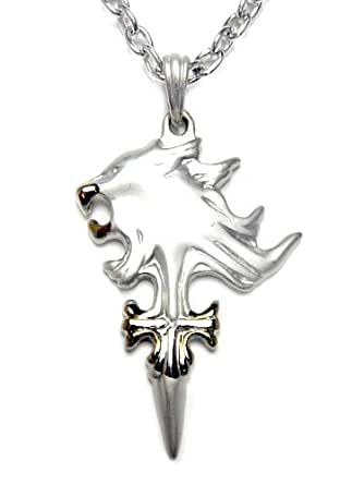 Final Fantasy VII: Squall's Griever Necklace