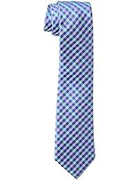 Big Boys Plaid Tie