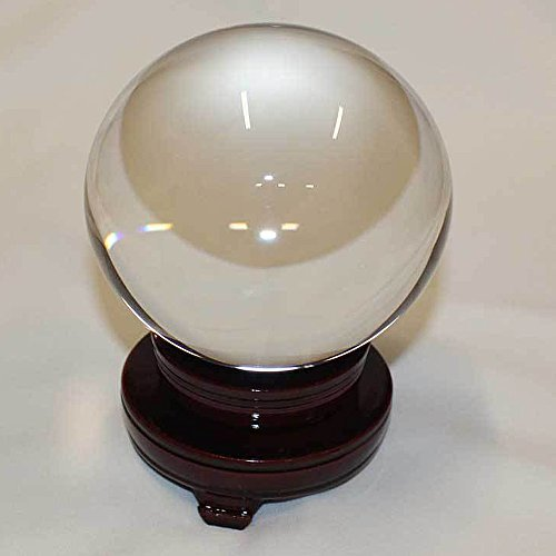 Amlong Crystal Clear Quartz Crystal Ball 110MM