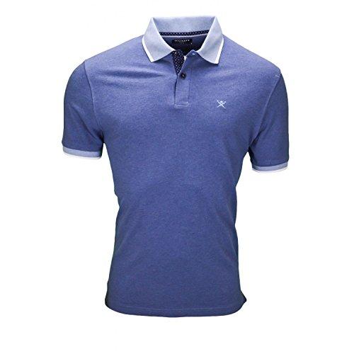 hackett-london-mens-polo-shirt-large-551blue