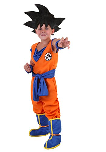 Little Boys' Goku Costume 4T (King Kai Costume)