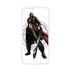 iPhone 6 plus 5.5 inch Cell Phone Case White dante devil may cry Popular games image WOK0693252