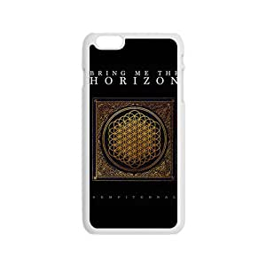Bring Me Horizon Pattern Plastic Case For Iphone 6