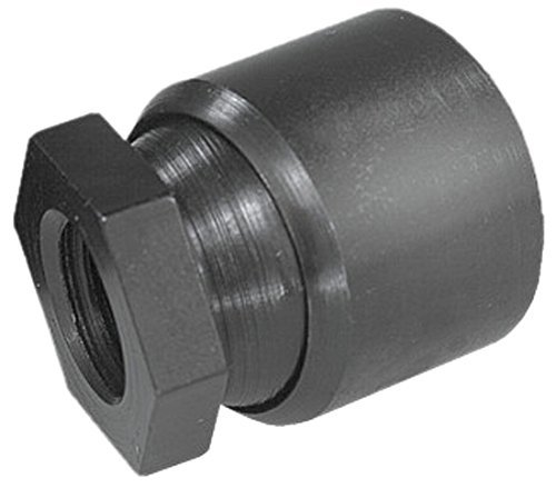 Black Oxide Finish Kipp 02110-A2 Steel Swivel Pad with 1//4-20 Internal Thread Inch