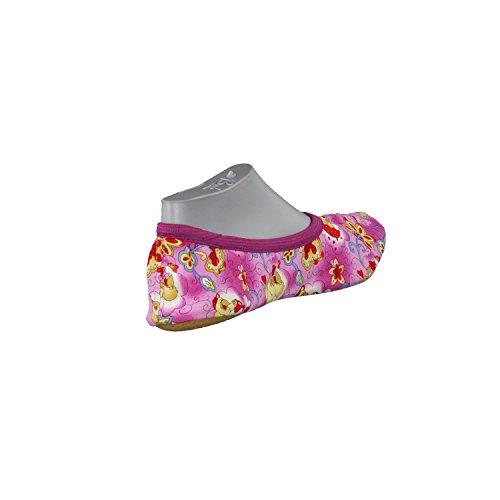 Zapatos fucsia Haflinger infantiles 0j25ddvIVJ