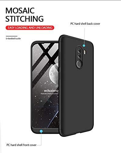 Xiaomi Mi 8 SE Mirror Case Flip Cover Super Slim PC 360 Anti-Scratch Luxury Hard Protective Ultra-Thin Cover