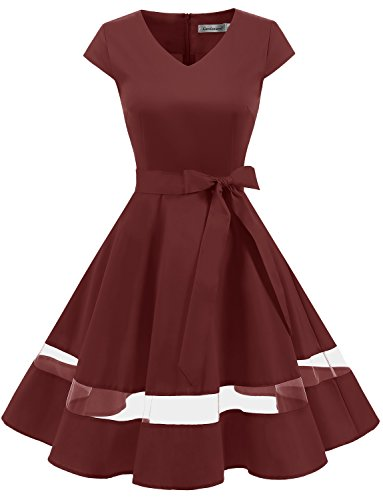50s dresses for larger ladies - 6