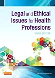 img - for Legal and Ethical Issues for Health Professions book / textbook / text book