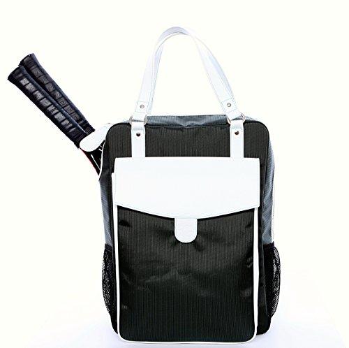- Cortiglia Brisbane Grey Tennis Bag