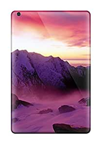 Christopher B. Kennedy's Shop Case Cover Skin For Ipad Mini 3 (sunset Over Franz Josef Glacier New Zealand)