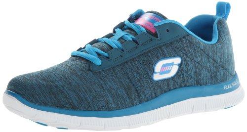 Skechers Flex Appeal - Next Generation - Zapatillas de deporte para mujer Azul  Blau (Blu)