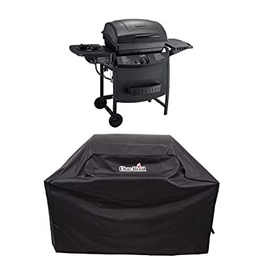 Char-Broil Classic 360 2-Burner Gas Grill + Cover