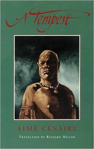 Image result for Aimé Césaire, A Tempest