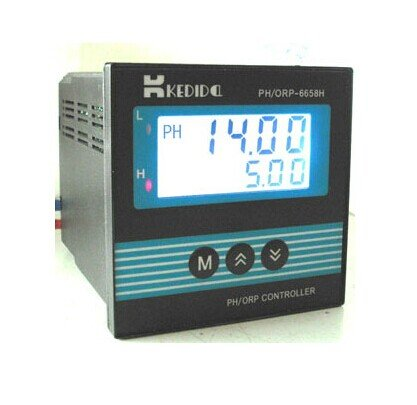 ct-6658 PH/ORP controlador Industrial Medidor de pH