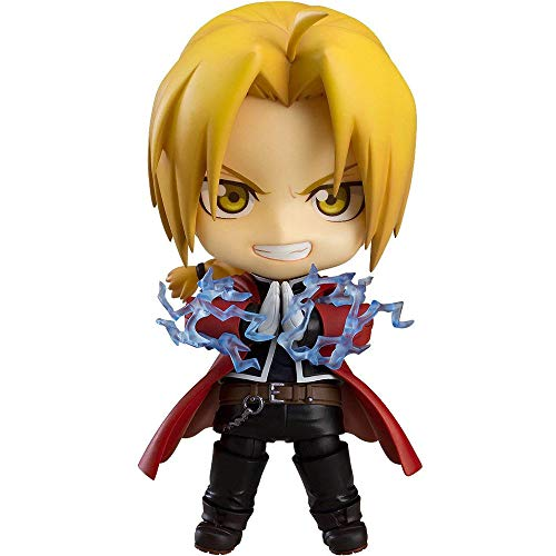 - Ruoruo Edward Elric Full Metal Alchemist Action Figure Toy