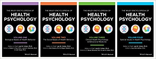 The Wiley Encyclopedia of Health Psychology, 4 Volumes, 1st Edition - Original PDF