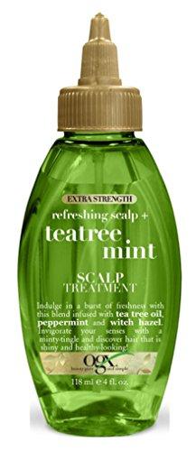 extra strength tea tree mint
