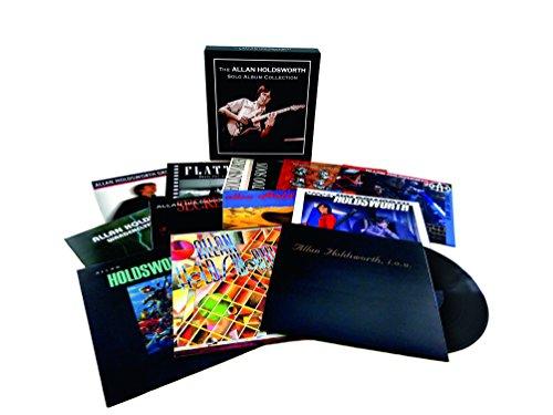 Allan Holdsworth Solo Album Collection